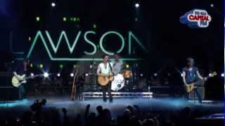 Lawson Standing In The Dark HD (Live Performance Jingle Bell Ball 2012)