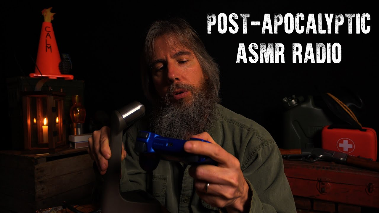 Post-Apocalyptic ASMR Radio