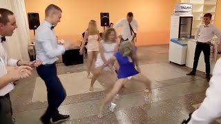 Crazy funny wedding game