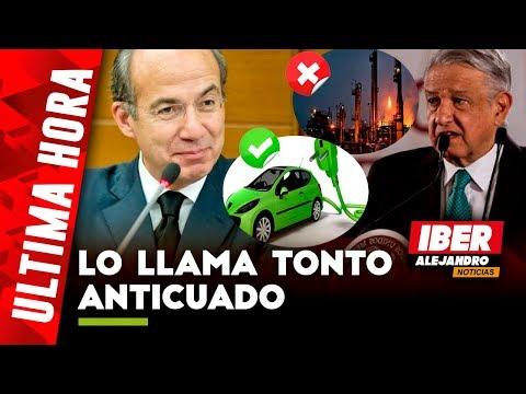 """AMLO Es Tonto Y Anticuado Declara Lipe el Borracho,""""México No Necesita su Refineria Remata"""""""