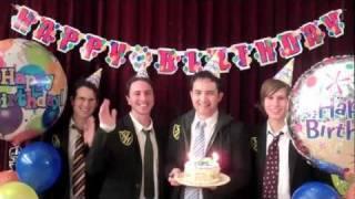 Happy Birthday Anthony (Birthday Song!)