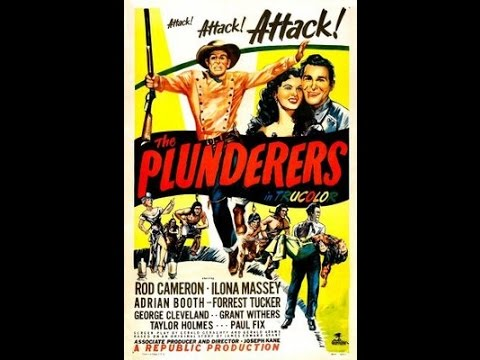 The Plunderers (1948) - FULL MOVIE