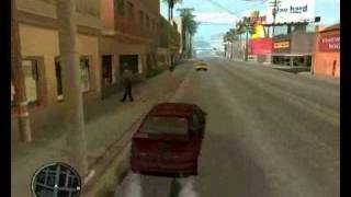 GTA IV Sound To SA Global sound mods