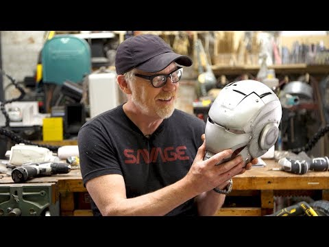 Ask Adam Savage: What is Savage Builds?