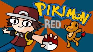 PIKIMON RED (Pokémon Red/Blue Parody)