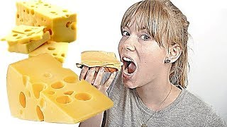5 причин, почему нужно отказаться от сыра!