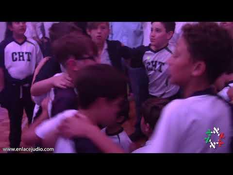 """""""HaKol LeIsrael"""" - Cantan los Colegios Yavne, Tarbut y Kadima por el 70º Aniversario de Israel"""