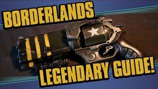 Borderlands Legendary Farming Guide: Unkempt Harold Pistol