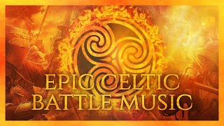 Epic Celtic Music - Battle for Camelot by Tartalo Music | Orchestral Score (Celtic Battle Music)