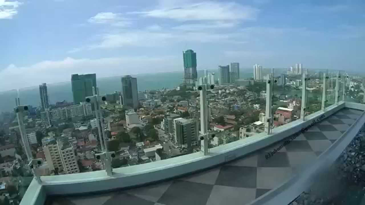 colombo cinnamon red hotel rooftop pool and roof top bar youtube