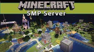 Minecraft Monkeyfarm SMP Server World Tour #2