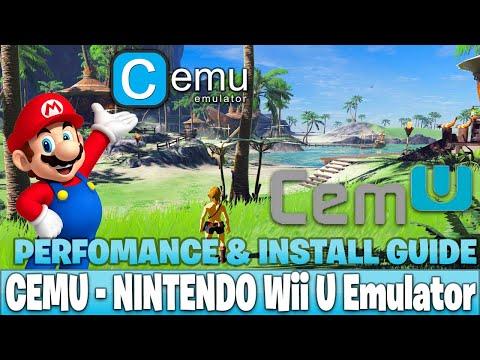 CEMU - Nintendo