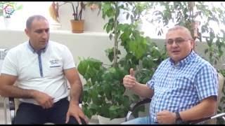 """Qarabağlı pəhləvan Rövşən Qərib oğlu. İNKTV.az - """"İctimaiyyətin səsi"""" proqramı"""