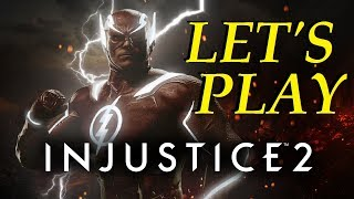 STREAM MUCH? LET'S PLAY THE FLASH