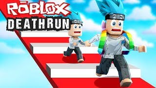 ALL ON DEATHRUN on ROBLOX ITA!