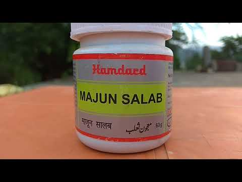 Benefits  of Majun  Salab