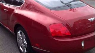 2005 Bentley Continental GT Used Cars Brooklyn NY