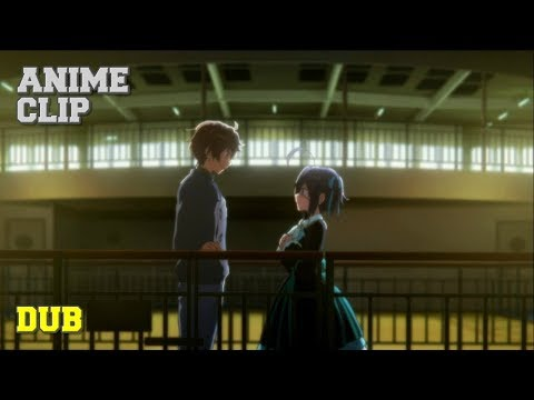 Chuunibyou Take On Me - Rikka And Yuuta Finally Kiss! + Ending (English Dub)
