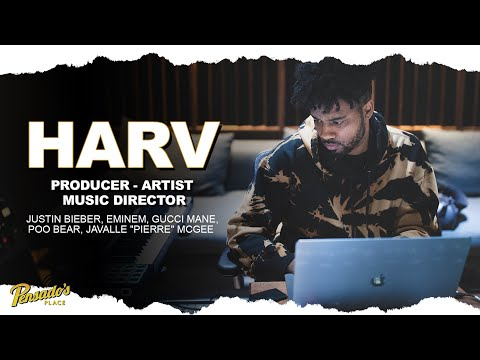 Justin Bieber Producer / Music Director / Artist, HARV – Pensado's Place #460