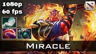 Miracle Ember Spirit Dota 2 Gameplay