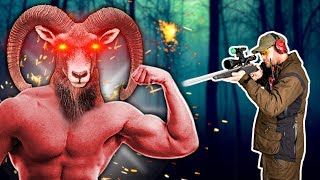 HUNTING FOR THE GOATMAN! - The Goatman Multiplayer Gameplay