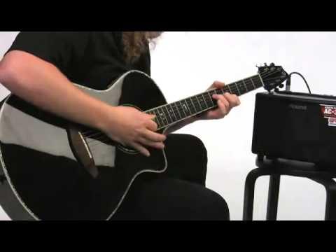 Roland AC-33 Acoustic Amp - PMT