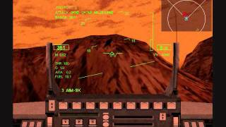 1998 F-22 raptor gameplay - Fission mailed