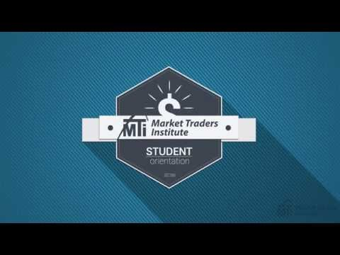 Orientation | Ultimate Traders Package on Demand Walkthrough