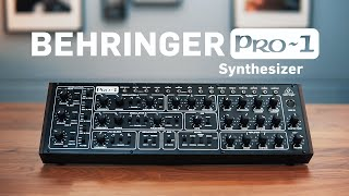 Introducing the PRO-1 Synthesizer