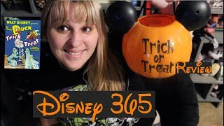 TRICK OR TREAT || A Disney 365 Review