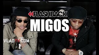 Flashback: Migos Turned Down Versace Deal: It Wasn't What We Wanted to Hear