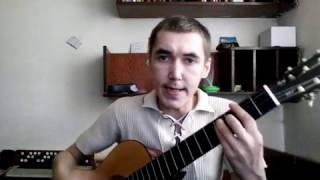 Трофим Голуби Под гитару Артём Фаттахутдинов Детство босоногое мое помнит