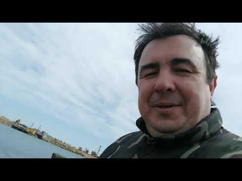Ловим бычка на Каспийском море. Г. Дербент