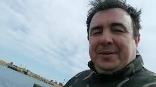 Ловим бычка на Каспийском море Г Дербент