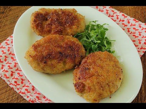 Куриные котлеты - 73 рецепта приготовления пошагово