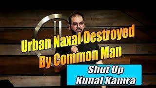 Kunal Kamra dusted by Common Public on Streets | Aaj ki Taza Khabar