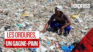 Indonésie : les ordures sont
