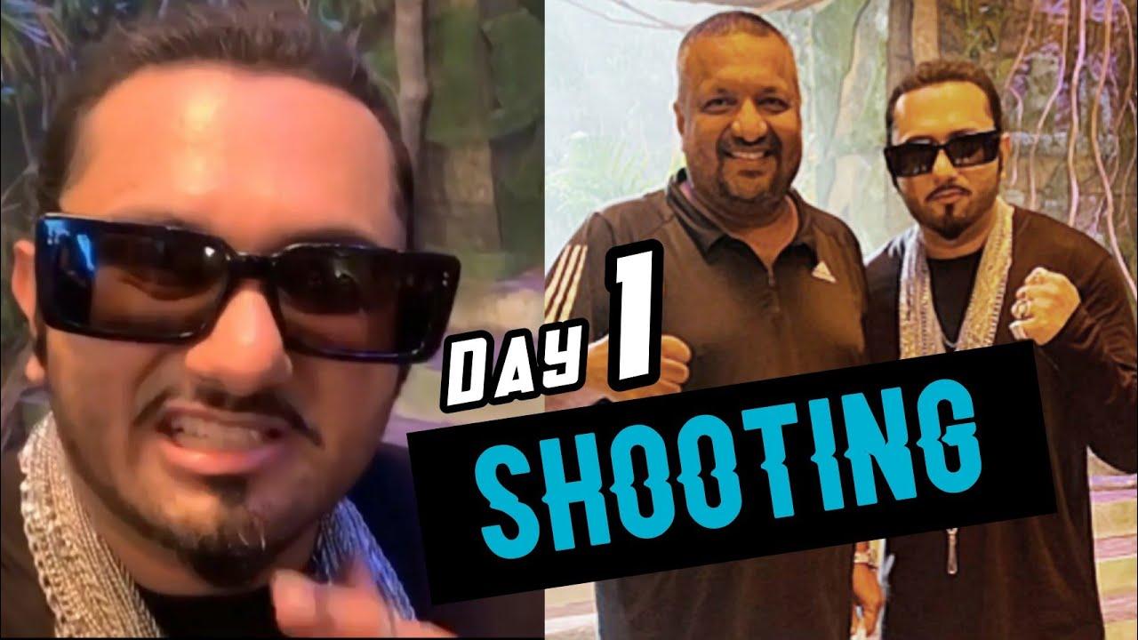 Yo Yo Honey Singh New Song 'SHOR MACHEGA' Shooting | Movie Saga