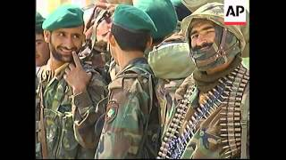 US general visits forces providing election security; preps