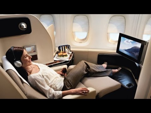 FLY BUSINESS CLASS FOR CHEAP