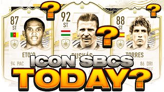 WILL ICON SBCS COME TODAY? MARKET EXPECTATIONS & NEW SEASON OBJECTIVES! FIFA 21 Ultimate Team