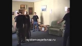Бесконтактный Бой 2  Семинар в Твери 05 11 00