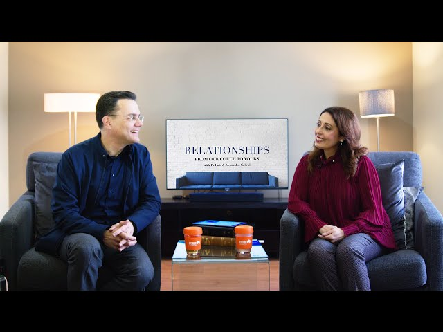 GOD'S WAY OF DOING RELATIONSHIPS - PS LUIS & PS ALEXANDRA - SUNDAY 19 JULY - CHURCH ONLINE