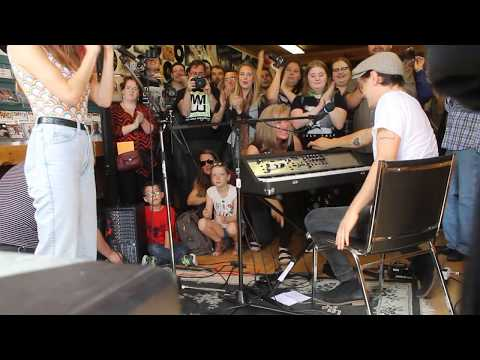July Talk - Picturing Love @ Freds Records Newfoundland