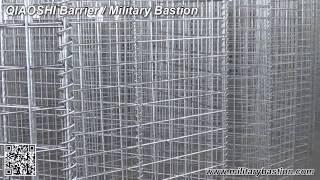 видео Габионы «Hesko Bastion»