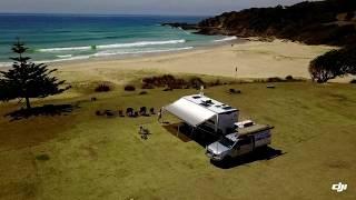 Australian adventures in a Caravan - South Coast NSW