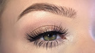 How To Apply Falsies WITHOUT Eyeliner!