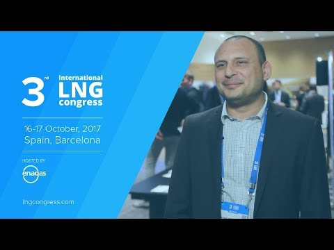 Assaf Ashkenazi (Israeli Ministry of Energy) Interview @ 3rd LNG Congress, October 2017