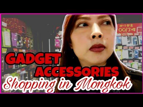 OMG!! SUPER MURANG GADGET ACCESSORIES, ELECTRONICS & CAMERA GEARS IN MONGKOK! | (MUST WATCH!)