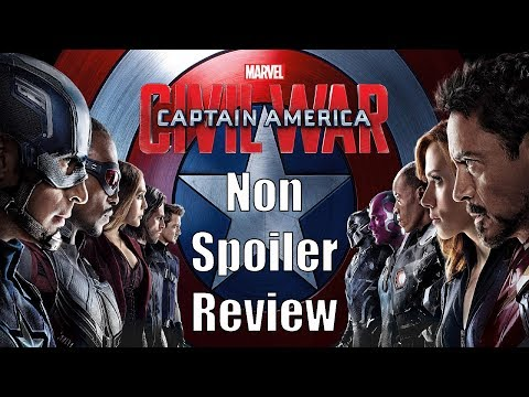 On the Road to Infinity: Captain America: Civil War